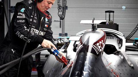 Imagem sobre Entenda o plano da F1 para prorrogar a vida do motor a combustão
